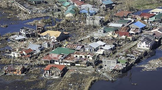 Typhoon Haiyan Relief - City of Tacloban